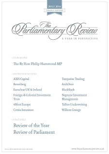 Parliamentary Review document